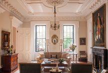 Traditional (kind of) / interior Design & Architecture
