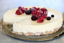 kolhydraat arm koek gebak