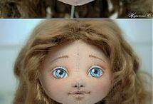 olhos de boneca