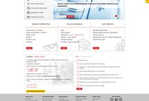 Web Design - Website Portofolio WebMagnat / Our featured portfolio in web design.