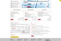 Web Design - Website Portofolio WebMagnat / Our featured portfolio in web design.