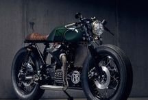 MC | Cafe Racers | Honda