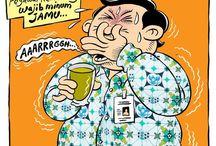 wajib minum jamu