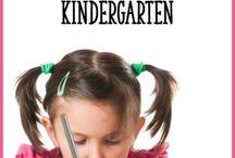 Kindergarten Beg Of Year