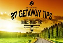 RV Tips and Tricks / RV provides motorhome owners with useful information to apply to their everyday lives, whether at a campground or on a roadtrip.