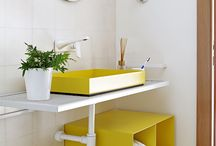Modern Bathrooms / Fixtures by Fantini featured in modern and contemporary bathrooms.
