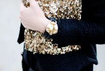 Shine Bright: Jewels, Metallics and Pretty Things / Metallics, stones and shiny things