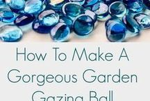 garden creations with glass