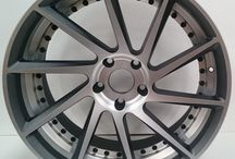 Meduza Alloy Wheels