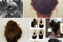 Updos- while I wait for longer hair