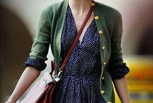 Fashion Inspiration / by Morgan Strenck