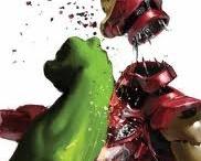 Hulk Versus / by Matthew Pedersen