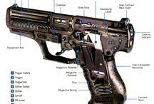 Guns - Pistols
