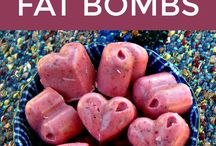 Dairy free fat bombs