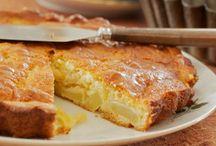 Gâteau aux pommes 2 cuisson