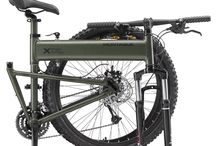 Folder bikes / Montague bike