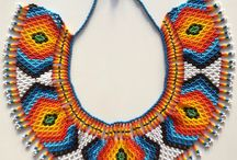 Beadwork from Colombia