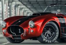 AC Bristol, Shelby Cobra, srzexxxDaytona Shelby and Carrol Shelby