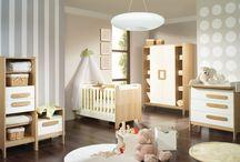 Aranżacje pokoju dziecinnego / Nie wiesz jak zaaranżować pokój swojego dziecka? Oto kilka inspiracji