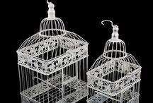 Card Cases / Birdcages / Some lovely ideas for your cards on your wedding day