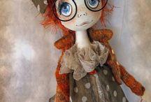 dolls &...