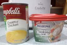 Crockpot LoVe / Crockpot recipes- trying to be healthy too / by Karen Basciano