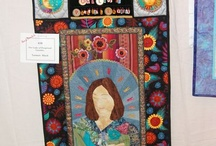 Art and Wall Quilts / by Lorrie Thomas