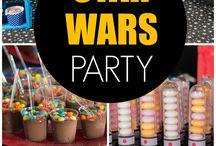 Party Ideas / Birthday party ideas