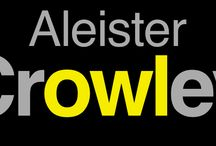 Aleister Crowley / Aleister Crowley was an English occultist, ceremonial magician, poet, painter, novelist, and mountaineer.