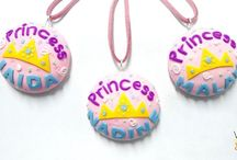 Gifts for Little Girls / Gifts for little girls with their names. Girlish pendants and jewelry with names. Custom gift for girls.