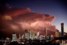 Beeindruckende Wetterphänomene