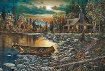Пейзажная живопись