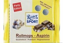 Ritter Sport für jede Gelegenheit