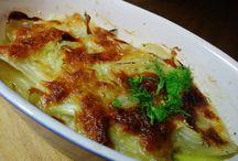 zeleninová jídla...