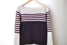 Knit - Sweather/Inspiration *