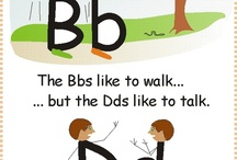 B and d