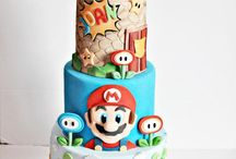 Mario-theme Birthday Party / Planning for my son's 5th birthday