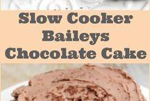 Cake Bailey's