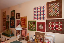 Miniature Quilts / by Diane Chadwick