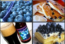 Everything Blueberry / Blueberry recipes and more