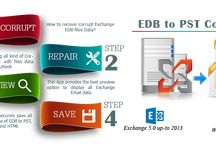 EDB file Recovery Tool / Ingenious EDB file Recovery Tool that restores Exchange EDB Emails after that wonderfully Migrate Exchange EDB Mailbox to Outlook PST file folders.  Visit Here: - https://www.thunderclap.it/en/projects/21620-edb-to-pst-repair-tool