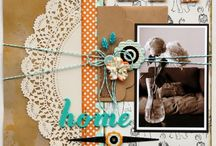 scrapbooking inspiration / by Tam Oconnell