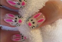 Easters nails