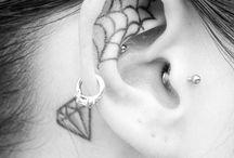 Tattoos / by Kiske