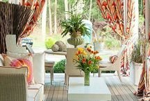 patio/deck  / by Amy Arrington Truelove