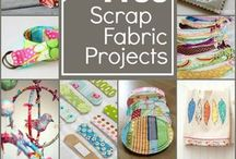 Fabric Scrap Ideas