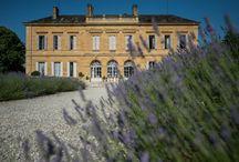 Weddings at Chateau La Durantie / Destination weddings held at Chateau La Durantie France.