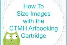 Artbooking CTMH