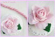 cake topper tutorial / how to make cake topper / by dian flower clay & cake design (marda)