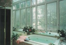 Bathroom magic / Bathrooms that will ease, tease, refresh and delight